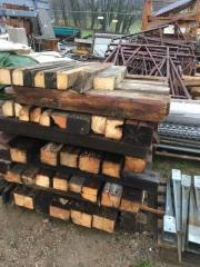 Kanthölzer Brennholz