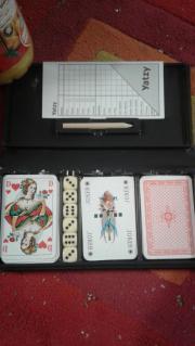 Karten- u. Würfelspiel