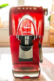 Kaum genutzt Kaffee-Maschine Cafissimo von