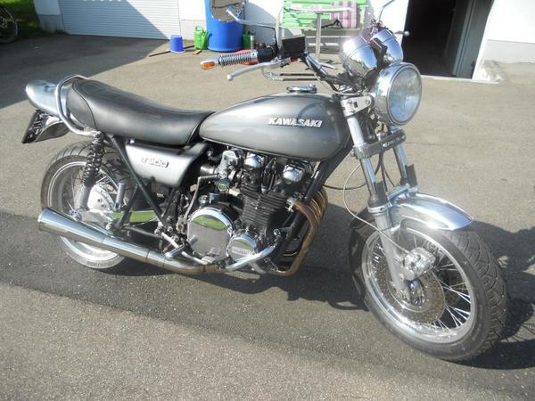 Kawasaki Z900 Z1F Bis 500 Ccm