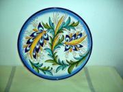 Keramikteller aus Faenza -