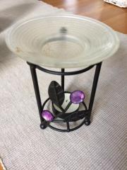 Kerzenhalter für Duftöle