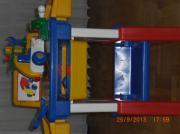 Kinder - Werkbank aus Kunststoff mit