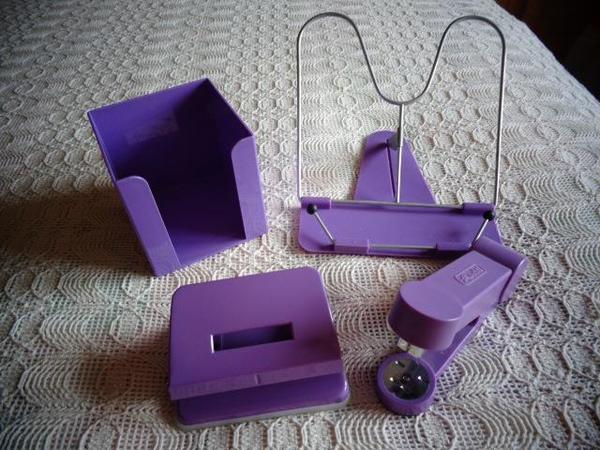 Kinderartikel Schulartikel Set für Schreibtisch