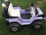 Kinderfahrzeug Elektro