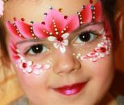 Kinderschminken Facepainting Gesichtsmalerei