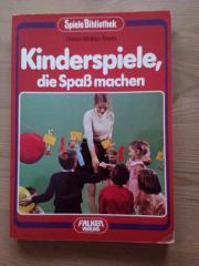 Kinderspiele - Spiele Bibliothek