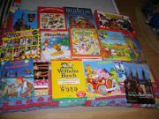 Kinderspielsachen,Bücher, Schultasche
