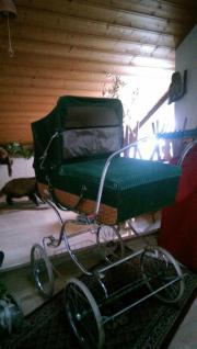 nostalgie kinderwagen kinder baby spielzeug g nstige angebote finden. Black Bedroom Furniture Sets. Home Design Ideas