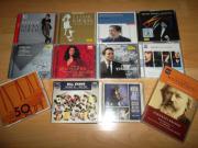 Klassik CD``s