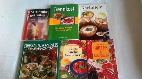 Kochbuch Rezeptbuch Kochbücher Rezeptbücher