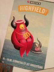 Kombiticket für Highfield