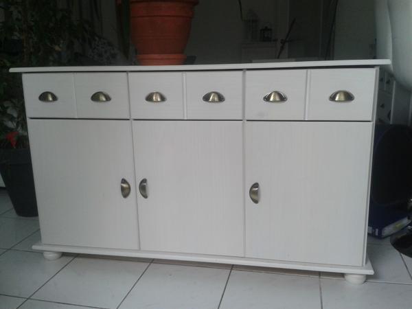 Kommode Apotheker Sideboard » Wohnzimmerschränke, Anbauwände
