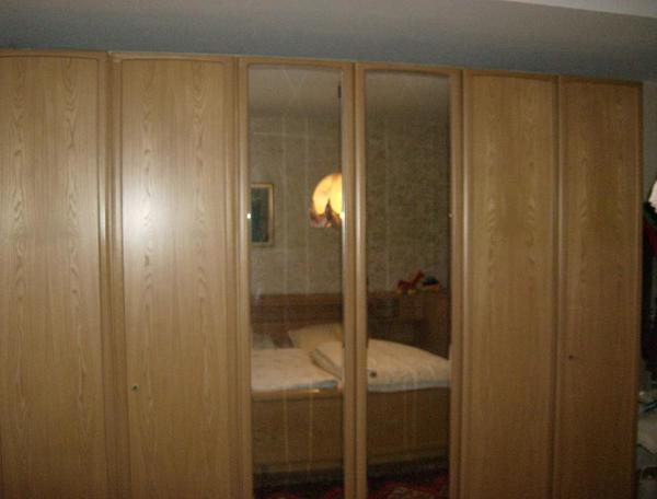 komplettes schlafzimmer in nenzing schr nke sonstige schlafzimmerm bel kaufen und verkaufen. Black Bedroom Furniture Sets. Home Design Ideas