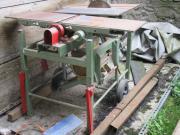 Kreissäge/Hobelmaschine kombiniert