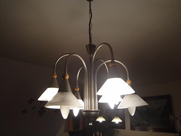 lampe silber gebraucht kaufen nur noch 4 st bis 65 g nstiger. Black Bedroom Furniture Sets. Home Design Ideas