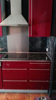 kueche rot hochglanz - haushalt & möbel - gebraucht und neu kaufen ... - Hochglanz Küche Rot