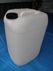 Kunststoff-Kanister abzugeben