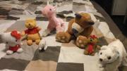Kuscheltiere und Kinderspielzeug