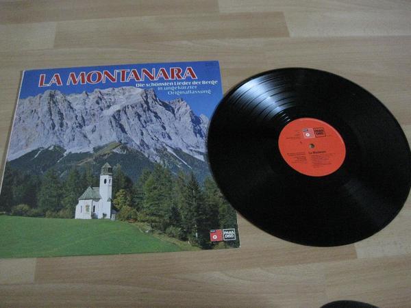 La Montanara - Die schönsten Lieder