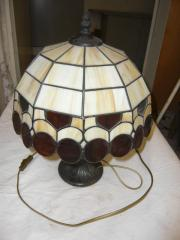 LAMPE TIFFANY STIL