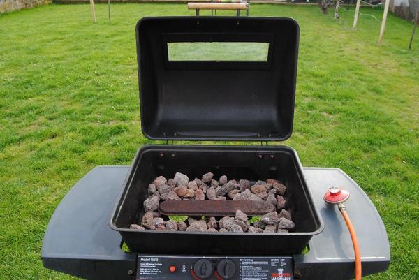 Landmann Gasgrill Marktkauf : Landmann mini gas grill gas grill von landmann in schleswig