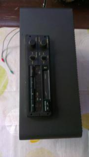 Lautsprecherbocks mit eingebautem Radio