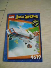 Lego 4619 Forschungsflugzeug