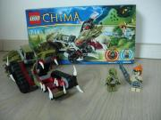 LEGO 70001 Chima Crawleys Reptiliengreifer