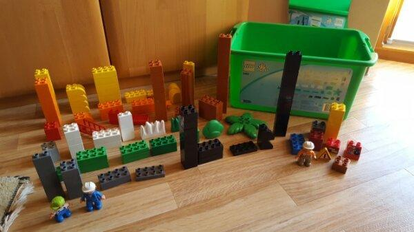 Lego Duplo Kiste » Spielzeug: Lego, Playmobil