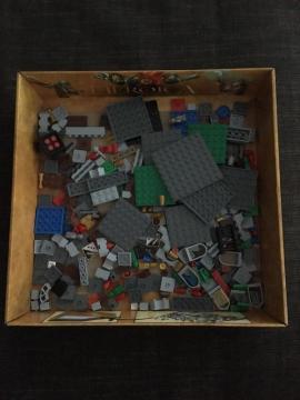 Spielzeug: Lego, Playmobil - Lego Spiel