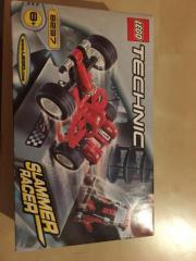 Lego Technic Slammer