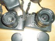 Leica mit vielen