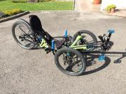 Liegerad Trike