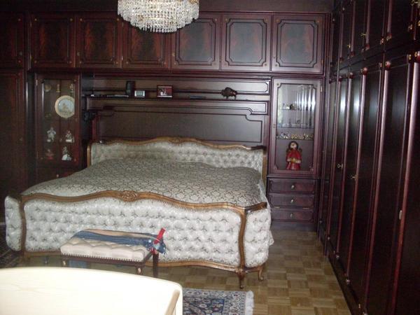 Luxus Schlafzimmer In Mahagoni Von Anno Dom Ca 13 Meter Lange In