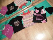 Mädchen Marken Kleidung Paket Über