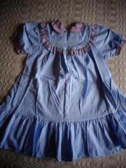 Mädchenbekleidung Kleid Sommerkleid Gr 110