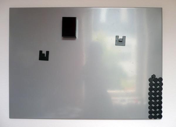 magnettafel gebraucht kaufen nur noch 3 st bis 70 g nstiger. Black Bedroom Furniture Sets. Home Design Ideas