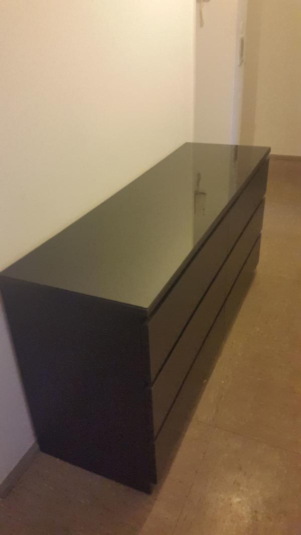 Ikea Glasplatte Malm kommode mit glasplatte gallery of beautiful kommode wei hochglanz