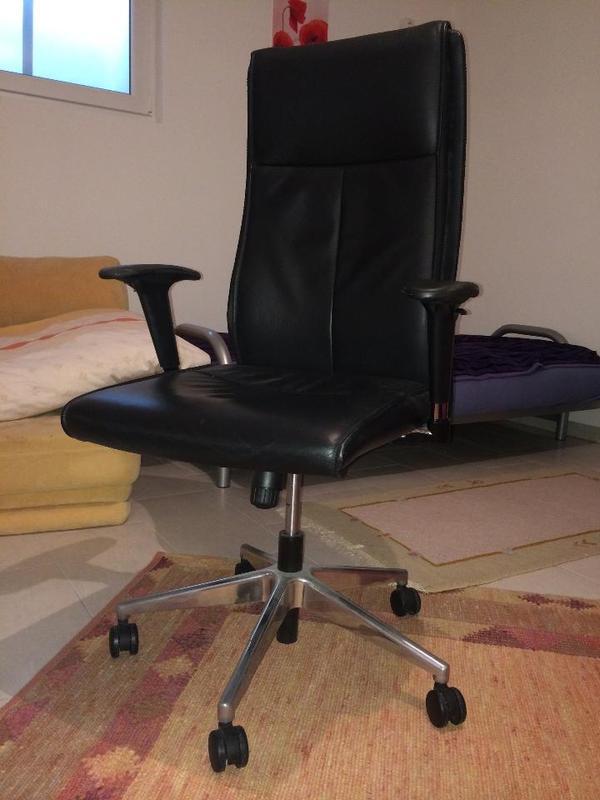 Marken Drehsessel (Fa. Rovo ), Bürosessel, Stuhl, neuwertig in ...
