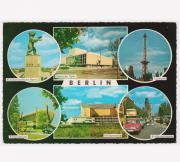 Mehrbildkarte Berlin aus dem Jahr