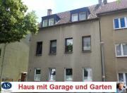Mehrfamilienhaus mit Garage