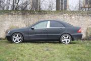 Mercedes Benz LPG
