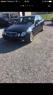 Mercedes E220 CDI