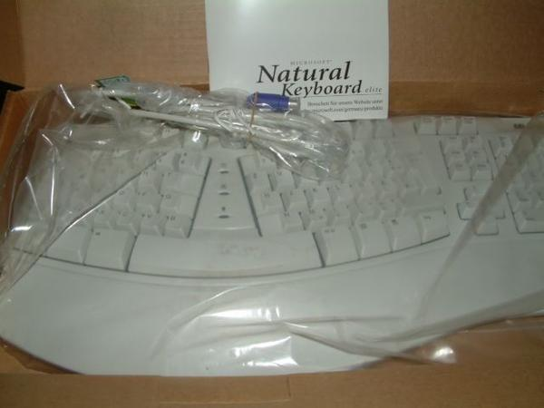 Microsoft Natural noch original verpackte