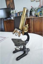 Mikroskop ca 1920 30 - v