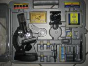 Mikroskop für kinder zum spielen mit zubehör in b le acheter