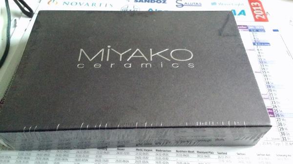 Miyako Ceramics Küchenmesser NEU OVP