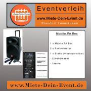 Mobile Box mieten -