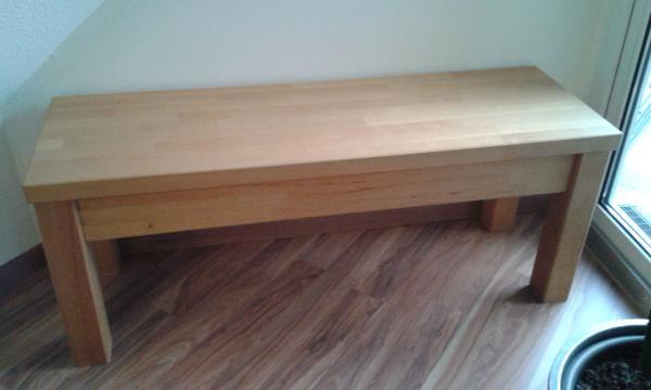 sitzbank kuche gebraucht kaufen nur 2 st bis 75 g nstiger. Black Bedroom Furniture Sets. Home Design Ideas